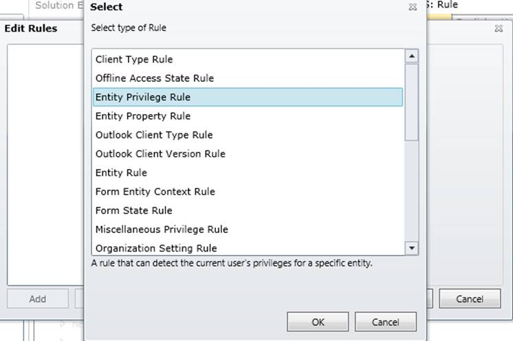 Hiding command bar buttons in Dynamics CRM using custom security role privileges - Dynamics 365 CRM Consultant UK